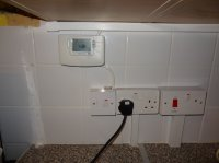 any electricians here hardwiring a cooker advice page 2 rh urban75 net hard wiring a range cooker Hardwiring Excellence